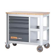 Tủ đựng dụng cụ có bánh xe đẩy GARANT 914582 5 ngăn thumbnail