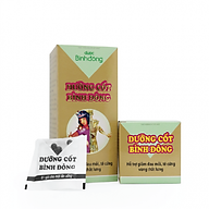 Thực phẩm bảo vệ sức khoẻ Dưỡng Cốt Bình Đông hộp nhỏ Dược Bình Đông thumbnail
