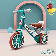 Xe thăng bằng kiêm xe đạp ba bánh cho bé hàng cao cấp thumbnail