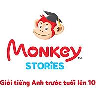 Monkey Stories 1 năm - Phần mềm tương tác Phát triển toàn diện 4 kỹ năng tiếng Anh cho bé - Hàng chính hãng thumbnail