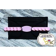 Đai cao su hỗ trợ nối dài dây đeo khẩu trang - Hồng thumbnail