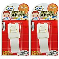 Combo 2 khóa tủ lạnh ngăn kéo trẻ em + Tặng 2 túi zipper 18x23cm thumbnail