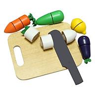 Bộ Rau Củ Cutting Vegatable Set Colligo thumbnail