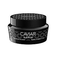 Mặt nạ Selective Caviar Sublime Ultimate Luxury mask dưỡng ẩm phục hồi tóc chiết xuất trứng cá tầm Ý 250ml thumbnail