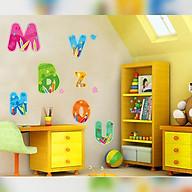 Decal dán tường trang trí phòng ngủ, lớp mầm non- Bảng bút chì- mã sp DXY8073 thumbnail