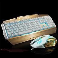 Bàn Phím Giả Cơ Và Chuột Gaming 2700 Hàng Nhập Khẩu thumbnail