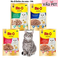 Pate Cho Mèo Me-O Delite Gói 70g thumbnail