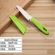 Dao cắt gọt thực phẩm có nắp đậy Dụng cụ thái củ quả du lịch tiọn gọn thumbnail