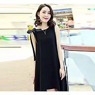 Đầm bầu đẹp - váy bầu xinh thời trang Hàn Quốc DN1907022B thumbnail