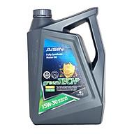 Nhớt động cơ AISIN ESFNP0534P 5W-30 SN PLUS greenTECH+ Fully Synthetic 4L thumbnail