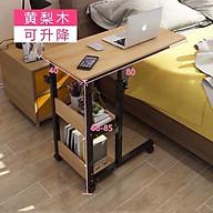Bàn Làm Việc, Bàn để laptop có bánh Xe Di động( hàng có sẵn) thumbnail