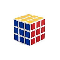 Rubik 3x3 cho bé tập chơi màu trắng loại rẻ thumbnail