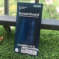 Dán dẻo Gor Samsung S10 Plus ( 2 Miếng Mặt Trước + 1 Miếng Cacbon Sau +1 Bộ Vệ Sinh) Hàng nhập khẩu thumbnail