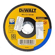 Đá cắt inox 100 x 1.2 x 16mm T1 DeWALT DWA8060-B1 thumbnail