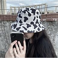 Mũ Bò Sữa vải kaiki chắc chắn, bền đẹp thumbnail