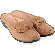 Giày sabo nữ da bò Huy Hoàng nhiều màu HT7935-36-37 thumbnail