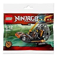 LEGO NINJAGO Tàu Vượt Đầm Lầy Của Cole 30426 thumbnail