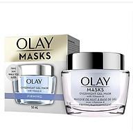 Mặt nạ ngủ Olay Mask săn chắc da Olay Overnight Gel Mask Firming 50ml thumbnail