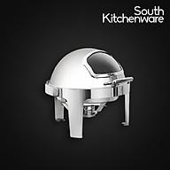 Nô i hâm buffet tròn chân inox (nắp PC) KS51363 thumbnail