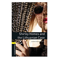 Oxford Bookworms Library (3 Ed.) 1 Shirley Homes And The Lithuanian Case Audio CD Pack thumbnail