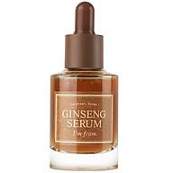 Tinh chất dưỡng da I m from Ginseng serum (30ml) thumbnail