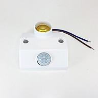 Đui đèn cảm ứng hồng ngoại bật tắt GTS ZD1309 thumbnail