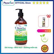 Gel rửa tay khô PlasmaKare chai 300ml sát trùng, khử mùi, mềm da, không hại da tay khi dùng thường xuyên thumbnail