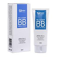 Kem nền sáng mịn đa chức năng BB cream 3in1 Magic BENEW hàn quốc (50ml) kèm 1 bông tẩy trang thumbnail