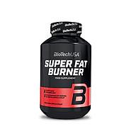 Viên Uống Hỗ Trợ Đốt Mỡ Super Fat Burner Hộp 120 Viên thumbnail