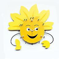 Đồng hồ hình ông mặt trời thumbnail