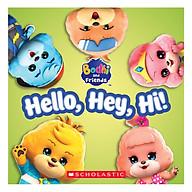 Hello Hey Hi - With Dvd thumbnail