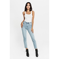 TheBlueTshirt - Super Jeans Vintage Wash - Quần jeans xanh ống vừa thumbnail