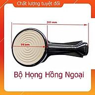 Họng Điếu Gốm Hồng Ngoại Dùng Cho Bếp Ga( Bếp Kính , INOX, Đơn ) thumbnail