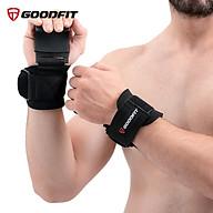 Dây quấn cổ tay có móc nâng tạ GoodFit GF732LS thumbnail