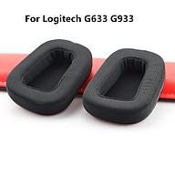 Cặp Đệm Vải Thay Thế Dành Cho Tai Nghe G933 G633 thumbnail