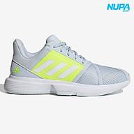 Giày Tennis CourtJam Bounce - Halo Blue Cloud White Solar Yellow thumbnail
