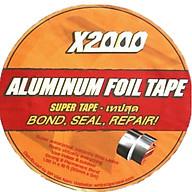 Băng keo chống thấm X2000, siêu dính mọi chất liệu, khổ rộng 10cm dài 5m thumbnail