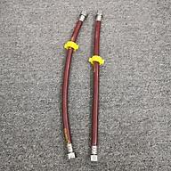 Combo 2 Dây cấp nước đầu vào bồn cầu, máy nước nóng PVC A75 thumbnail