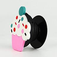 Gía đỡ điện thoại đa năng, tiện lợi - PopSockets - Hình Hoạt hình 3D - Bánh Sinh Nhật - Hàng Chính Hãng thumbnail