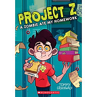 A Zombie Ate My Homework (Project Z 1) thumbnail