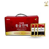 Nước Uống Hồng Sâm Hoàng Gia Ebiche Imperial Red Ginseng Hàn Quốc (70ml x 30 gói) thumbnail