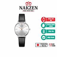 Đồng hồ Nữ Cao Cấp Nakzen Nhật Bản - SL9002L-7NO - Hàng Chính Hãng thumbnail