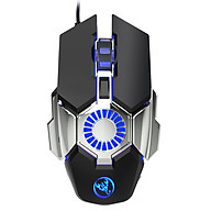 HXSJ J700 Macro Programmable Gaming Mouse Colorful Breathing Light Gaming Mouse with Adjustable DPI for PC Notebook thumbnail