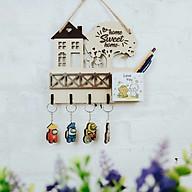 Ba ng Gô Decor, Bảng Gỗ Trang Trí Chủ Đề Gia Đi nh, Family Nhiều Mẫu Đẹp, Độc Đáo GĐ1 thumbnail