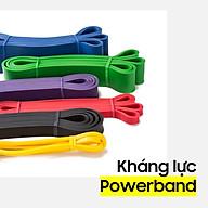 Dây kháng lực Power Band, Dây kháng lực tập gym, tập chân, mông - Phụ kiện tập chân mông dây cao su tập gym cao cấp (SP119) thumbnail