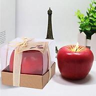 Combo 2 quả nến thơm hình táo thumbnail