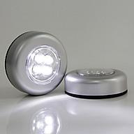 Đèn LED dán tường 3 bóng siêu sáng - Hàng nhập khẩu thumbnail