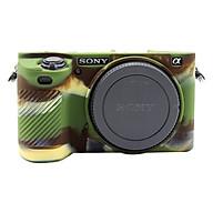 Bao Silicon Puluz Cho Máy Sony A6500 - Màu Camouflage - Hàng Nhập Khẩu thumbnail