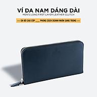Ví Nam Cầm Tay Pagini VID02 Da Saffiano Phong Cách Đẳng Cấp Quý Phái - Fullbox thumbnail