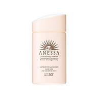 Kem chống nắng dươ ng da dạng sữa dịu nhẹ cho da nhạy cảm va tre em Anessa SPF 50+ PA++++ 60ml thumbnail